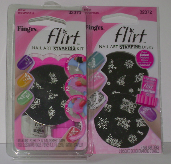 Fingrs Flirt Nail Art Stamping Kit Review Beauty In Budget Blog