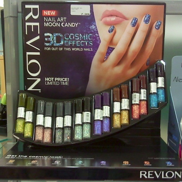 Revlon Nail Art Moon Candy 3D Cosmic Effects Collection | Beauty ...