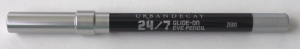 Urban Decay 24/7 Glide-On Eye Pencil in Zero- my favorite sample in the bag.