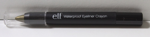 e.l.f. Studio Waterproof Eyeliner Crayon in Moss