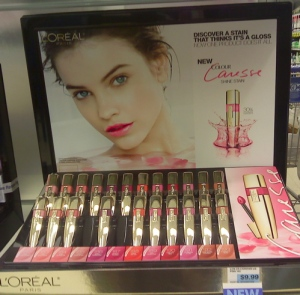L'Oreal Colour Caresse Shine Stain
