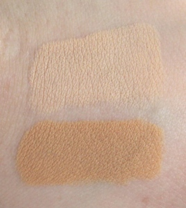L'Oreal True Match Super-Blendable Crayon Concealer (Top: N1-2-3, Bottom: W4-5)