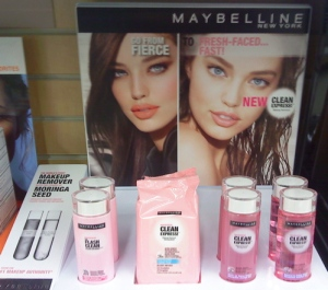Maybelline Clean Express