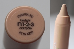 L'Oreal True Match Super-Blendable Crayon Concealer in N 1-2-3