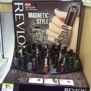 Revlon Magnetic Style nail Polish