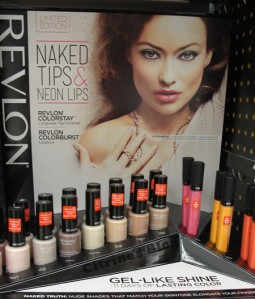 Revlon Naked Tips and Neon Lips Collection