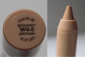 L'Oreal True Match Super-Blendable Crayon Concealer in W 4-5