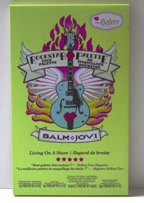 Balm Jovi Rockstar Palette by theBalm Cosmetics