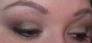 Bohemian Eye Look