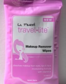LA Fresh Travel Lite Makeup Remover 8ct Pouch