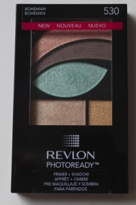 Revlon Photoready Eyeshadow palette in Bohemian