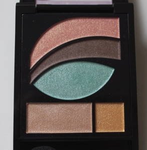 Revlon Photoready Eyeshadow palette in Bohemian