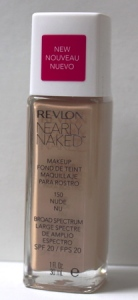 Revlon Nearly Naked Makeup Foundation