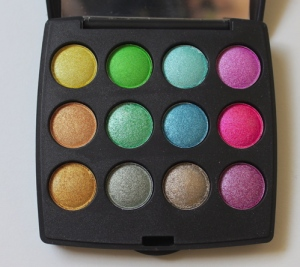 Coastal Scents Go Palette in Sydney