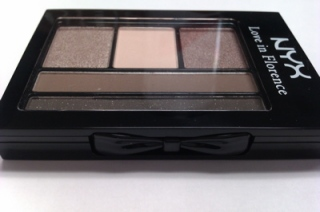 NYX Love in Florence Meet My Romeo Palette