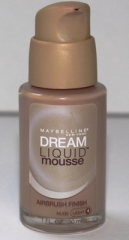 Maybelline Deam Liquid Mousse Foundation