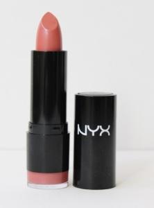 NYX Extra Creamy Round Lipstick in Goddess