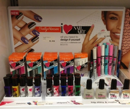 Sally Hansen Nail Art Kits