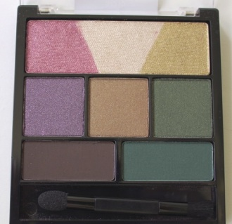 No Neutral Ground Color Icon Eyeshadow Medley
