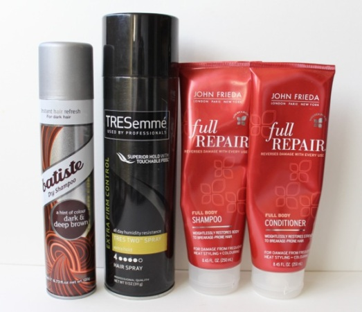 2013 Favorite hair products