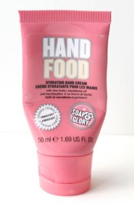 Soap & Glory Hand Food