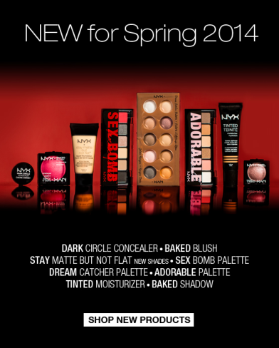 NYX Spring 2014