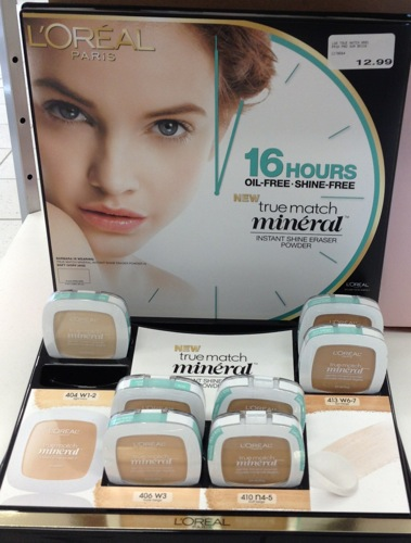L'Oreal True Match Mineral Powder