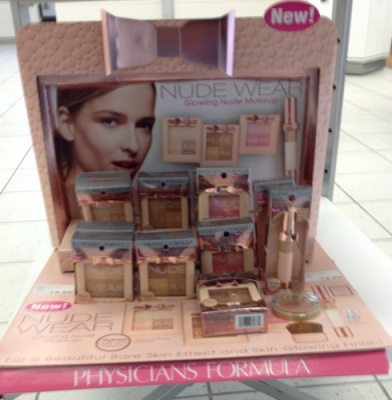 Physicians Formula Nude Wear Nude Glow Makeup Collection