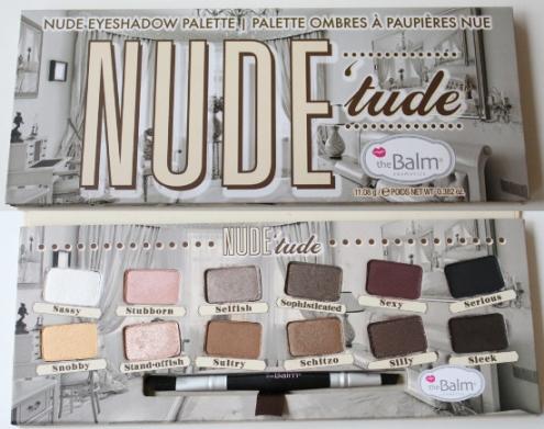 TheBalm Nude Tude