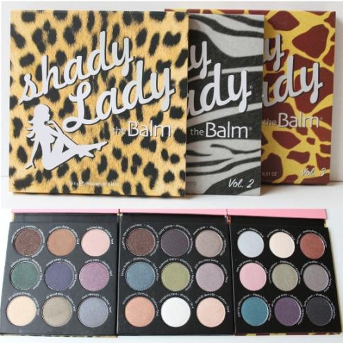 TheBalm Shady Lady palettes