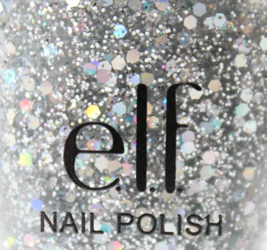 E.l.f. Glitter Nail Polish in Dream Maker
