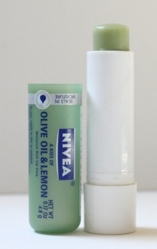 Nivea Kiss of Olive Oil & Lemon