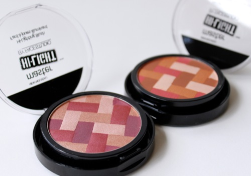 Maybelline Master Hi Light Blush and Bronzer
