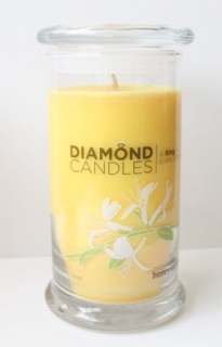 Diamond Candles Honeysuckle