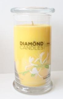 Diamond Candles Honeysuckle
