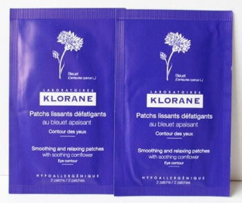 Klorane Smoothing and Relaxing Patches