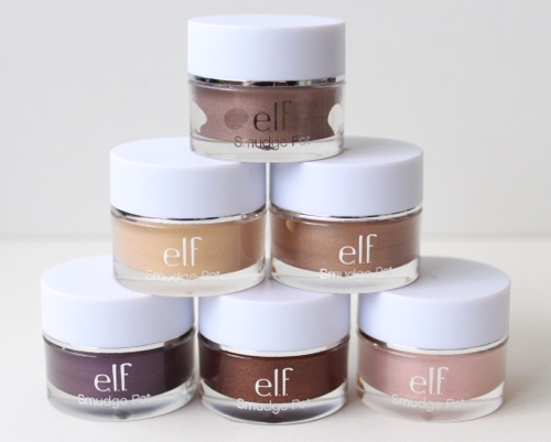 e.l.f. Essential Smudge Pots