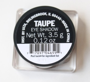 Ulta Brilliant Color Eye Shadow in Taupe