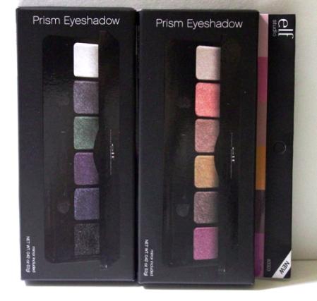 E.l.f. Studio Prism Eyeshadow Palettes