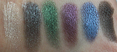 E.l.f. Studio Prism Eyeshadow Palette in Smoke
