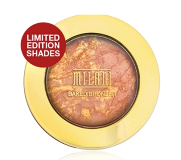 Milani LE Matte Baked Bronzers