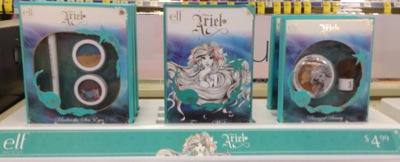 e.l.f. Disney Ariel Collection