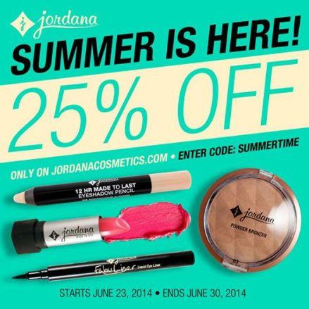 Jodana Summer sale