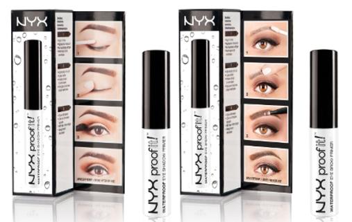 NYX Proof It Waterproof Eyeshadow and Eyebrow Primers