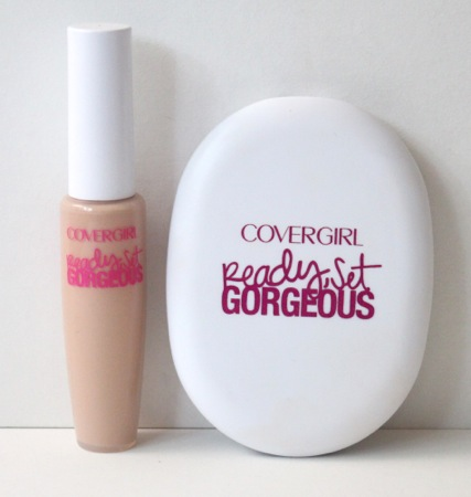 CoverGirl Ready, Set, Gorgeous Concealer and Powder