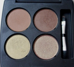 Coastal Scents 4 Piece Interchangeable Palette