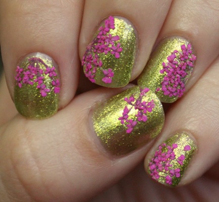 Born Pretty Dried Flowers for Nails