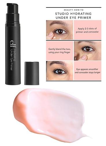 Elf Studio Hydrating Under Eye Primer Beauty In Budget Blog