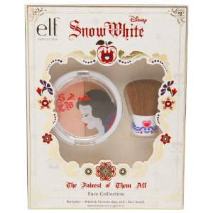 e.l.f. Disney Snow White Face Collection Gift Set