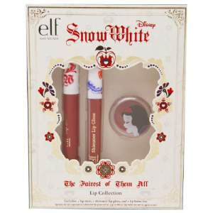 e.l.f. Disney Snow White Lip Collection Gift Set